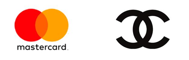Logo met meerder cirkels