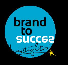 Brand To Succes Huisstijltraject logo