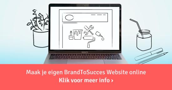 BrandToSucces Website Online Programma